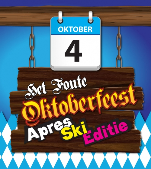 Het foute Oktoberfeest - Apres Ski Editie